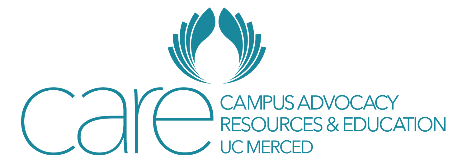 The logo for Campus Advocacy Resources & Education (CARE)