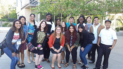 Peer Education Symposium at UC Davis