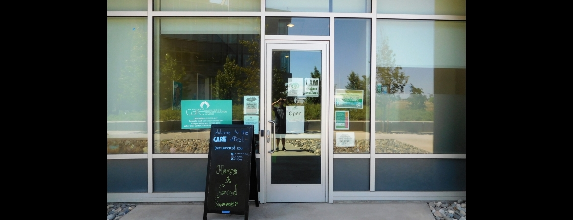 CARE Office Entrance